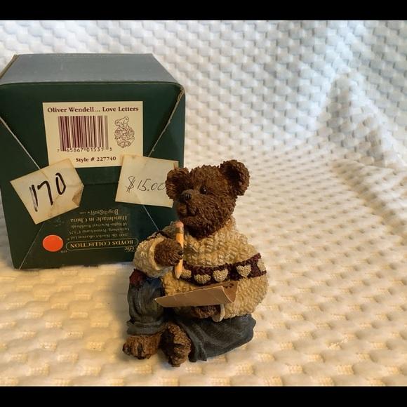 Boyd's Bears - Oliver Wendell